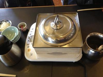四季の懐石料理としゃぶしゃぶ茶の華庵