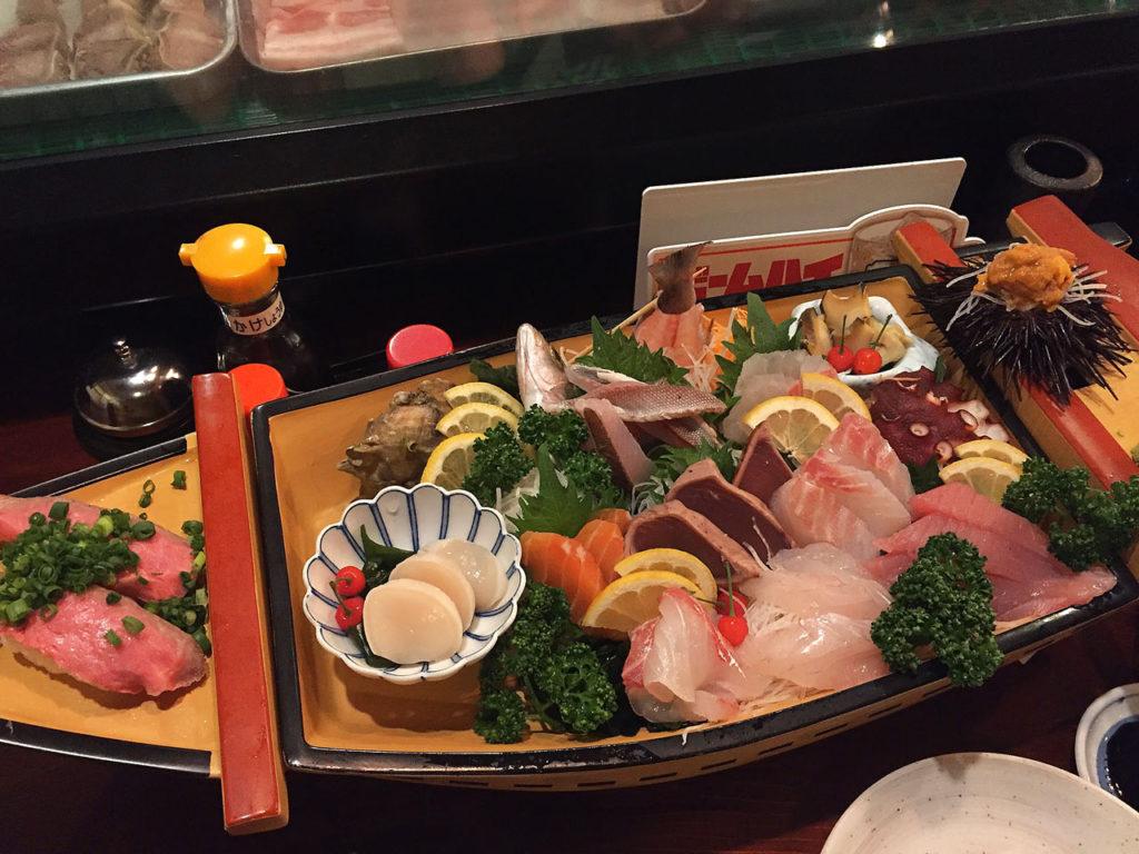 ダルムヤ・やきとり・海鮮料理・もつ鍋